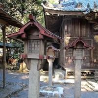 往時の息吹が残っている犬居「熱田神社」