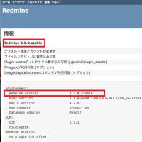 [bitnami][redmine]3.3.0がリリースされました