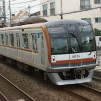2016年10月22日 東急東横線 自由が丘 東京メトロ 10136F