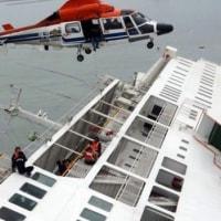 韓国政府、セウォル号の本格的な引き揚げ作業に着手。