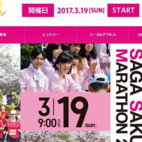 日記0226:さが桜マラソンの準備