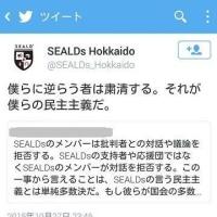 SEALDsの民主主義って・・・