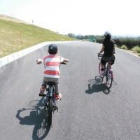 サイクリング。。。