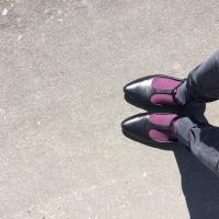 可愛い靴 大きな誤算