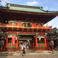 先週、東京行ってきた