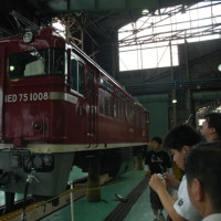 Electric Locomotive#58