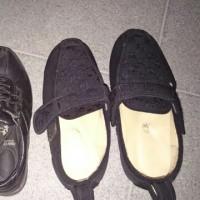 靴取り違え