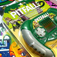Pitfall! ピットフォール HandheldGame・Excalibur Electronics/Activision
