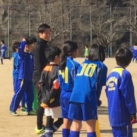 日曜練習(ゲスト付)&U10トレマッチ