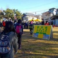 第62回新京成沿線健康ハイキング「紅葉を求めて21世紀の森と近隣公園巡り」14km記 (12/3)