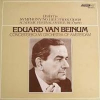 ◇クラシック音楽LP◇ベイヌムのブラームス:交響曲第1番/大学祝典序曲