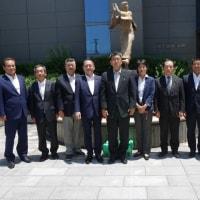 八尾市議会にて行政視察に行ってきました。