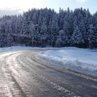 雪国だからこそ見られる風景