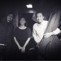 2/17宇都宮 2/18亀有 で外山安樹子トリオ2daysでした、ありがとうございました!