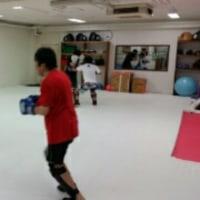 (金)キックボクシング初級クラス