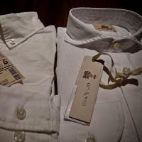 白いシャツ好き