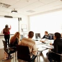 マルタの語学学校 EC 「ENGLISH FOR WORK」