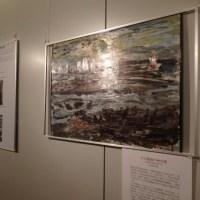 有島武郎も木田金次郎の初のパネル展、チ・カ・ホで(2017年3月24~26日)