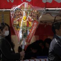 高橋稲荷神社初午祭り2017