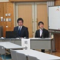 林業科卒論発表会
