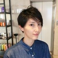 【ビフォーアフター ロングからバッサリ】札幌美容室ショートヘア美容師ブログ高橋