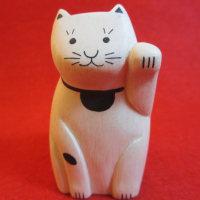 ♪♪ ぽれぽれ動物 招き猫...