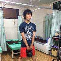 ボクシング界の、新しき若き≪ジョー≫に、ハードスタイル・ケトルベル・トレーニングを注入させていただきました!