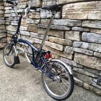 フォールディングバイクという選択肢もありだね!ブロンプトンがやって来た!!!