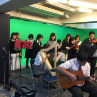 10月16日第七礼拝のオーケストラ