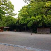 熱田神宮をたずねて