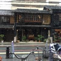 京都・雪の日の心象風景 ~ 高倉通・三条上ルあたり