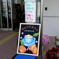 「オレンジカフェ かわなかじま」 プレオープン