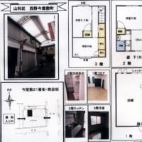 京都市山科区 西野今屋敷商店街 店舗売り情報
