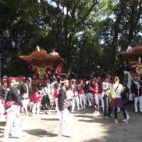 野々宮神社 だんじり