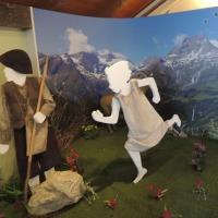 スイス旅行2日目   ハイジの創作者 ヨハンナ シュピーリ №7 「306」
