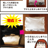 Tシャツ整理