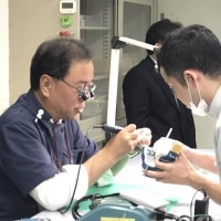 筒井塾歯冠修復コースに参加しました☆