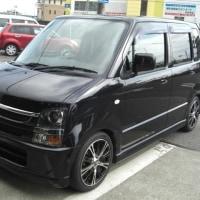 スズキワゴンR660 FX-S リミテッド  (ブラック)☆値下げ☆