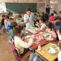 食育指導 3年生