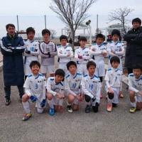 ふれあいカップ2日目の試合結果(U12)