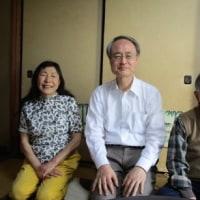 なんでも鑑定団の増田教授にお会いした