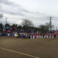 山中湖小学生ソフトテニス春季友好合宿
