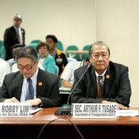 フィリピン、マニラ―クラーク鉄道整備、全線を円借款で建設!