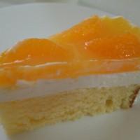 友達からのサプライズケーキ