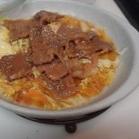 邪馬台国は何処にあるのでしょうか?  今日は 茄子焼き、カルビ肉焼き、揚げ出し豆腐です。