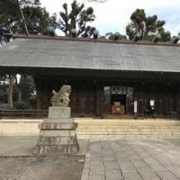 所澤神明社(平成28年12月25日)