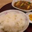 麻婆春雨定食を頂きました。 at 中国膳 龍宮