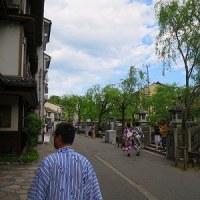 海の京都&城崎にて<第3日>豊岡→玄武洞→城崎温泉