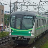 2017年6月28日 小田急  柿生  東京メトロ 16034F