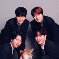 イトゥク、ヒチョル、イェソン&キュヒョン写真^^~@member's Instagram